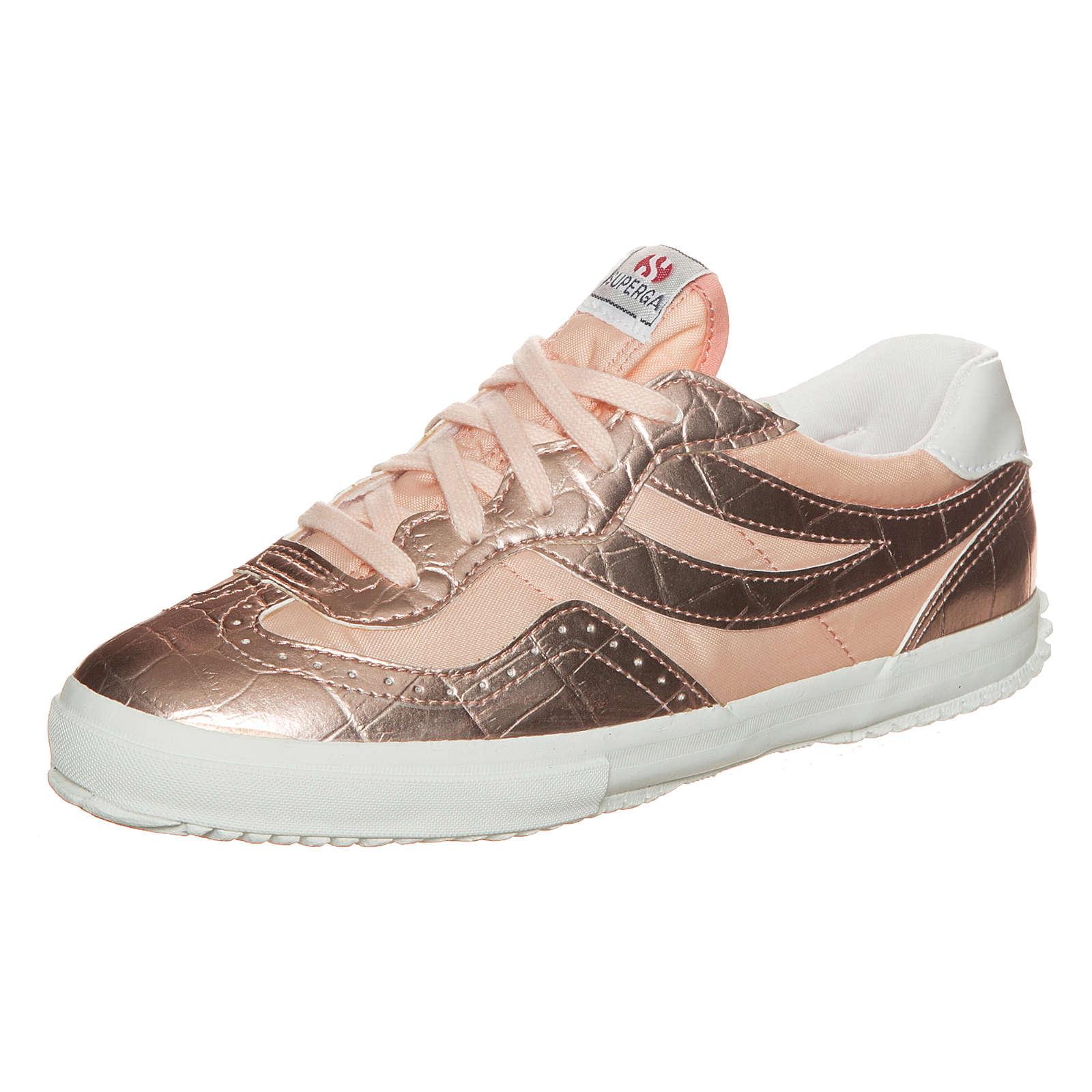Superga® Superga 2832 Metcrow Sneaker braun-kombi Damen Gr. 36