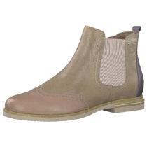 Tamaris Chelsea Boots beige Damen Gr. 40