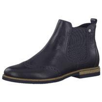 Tamaris Chelsea Boots dunkelblau Damen Gr. 41