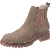 Tamaris Chelsea Boots taupe Damen Gr. 36