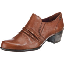 Tamaris Hochfront-Pumps cognac Damen Gr. 36