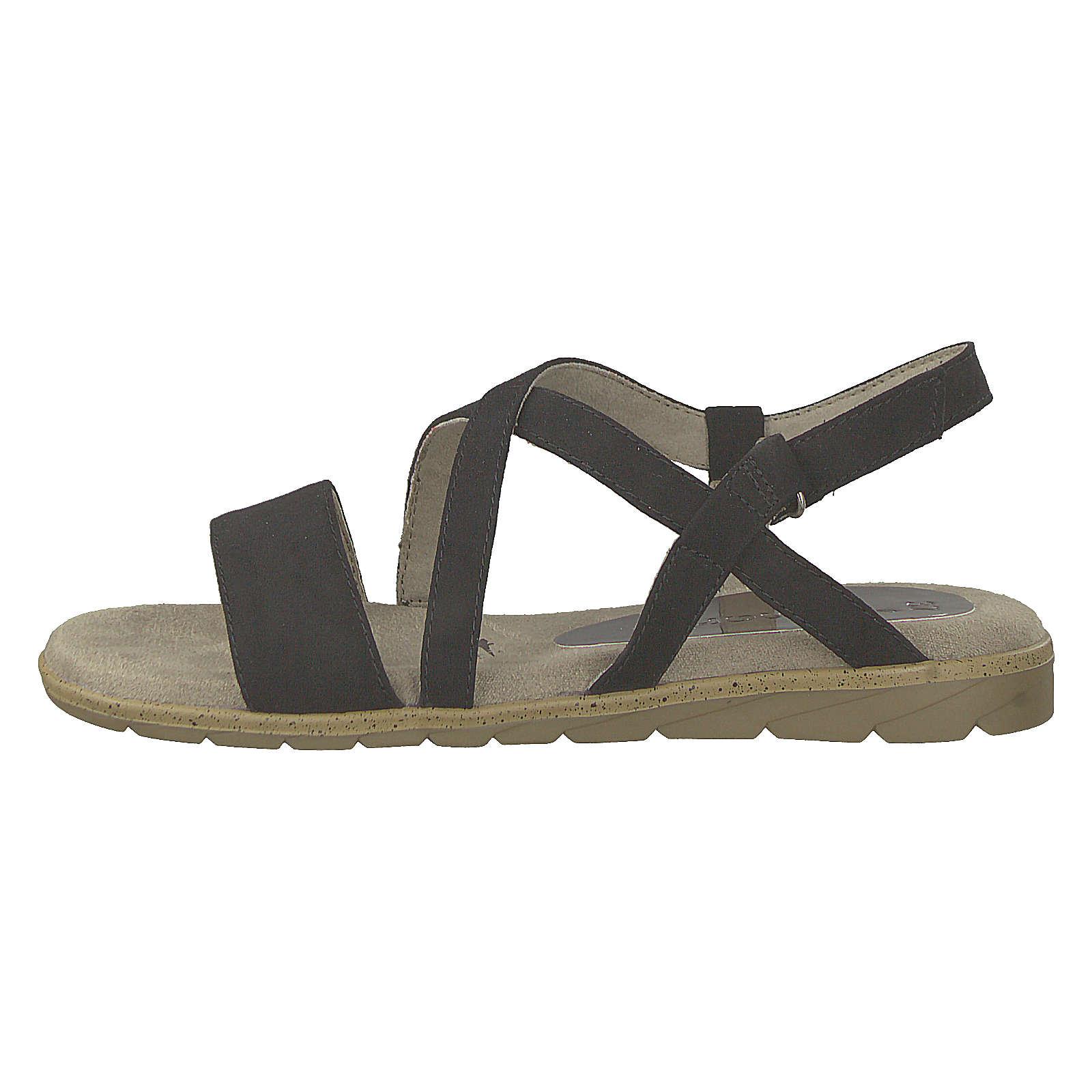 Tamaris Klassische Sandalen schwarz Damen Gr. 36