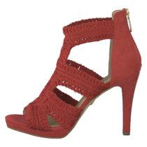 Tamaris Klassische Sandaletten rot Damen Gr. 36