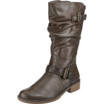 Tamaris Klassische Stiefel dunkelbraun Damen Gr. 40