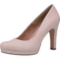 Tamaris Pumps Klassische Pumps rosa Damen Gr. 40
