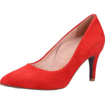 Tamaris Pumps Klassische Pumps rot Damen Gr. 36
