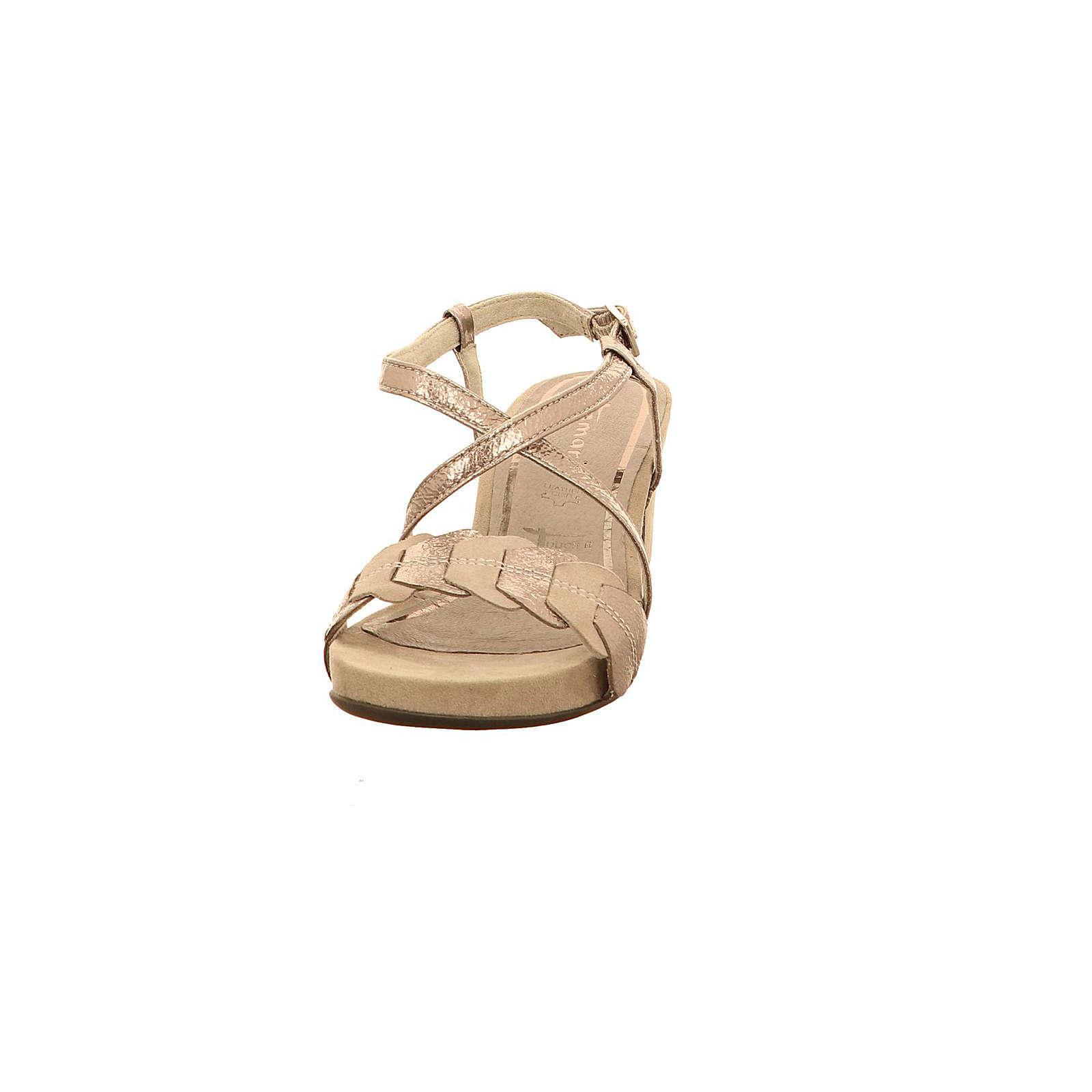 Tamaris Sandalen/Sandaletten grau grau Damen Gr. 38