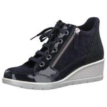 Tamaris Sneakers High blau-kombi Damen Gr. 42