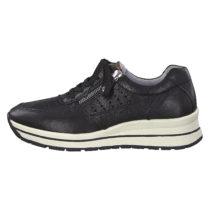 Tamaris Sneakers Low schwarz Damen Gr. 40