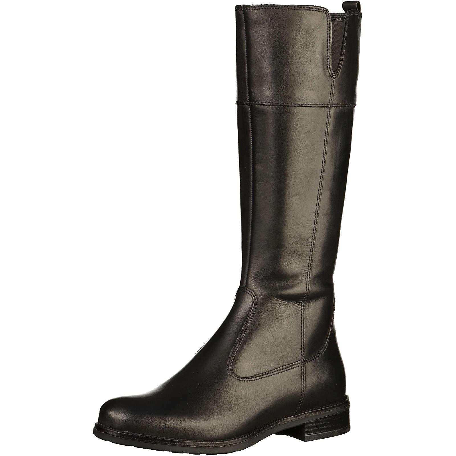 Tamaris Stiefel Klassische Stiefel schwarz Damen Gr. 42