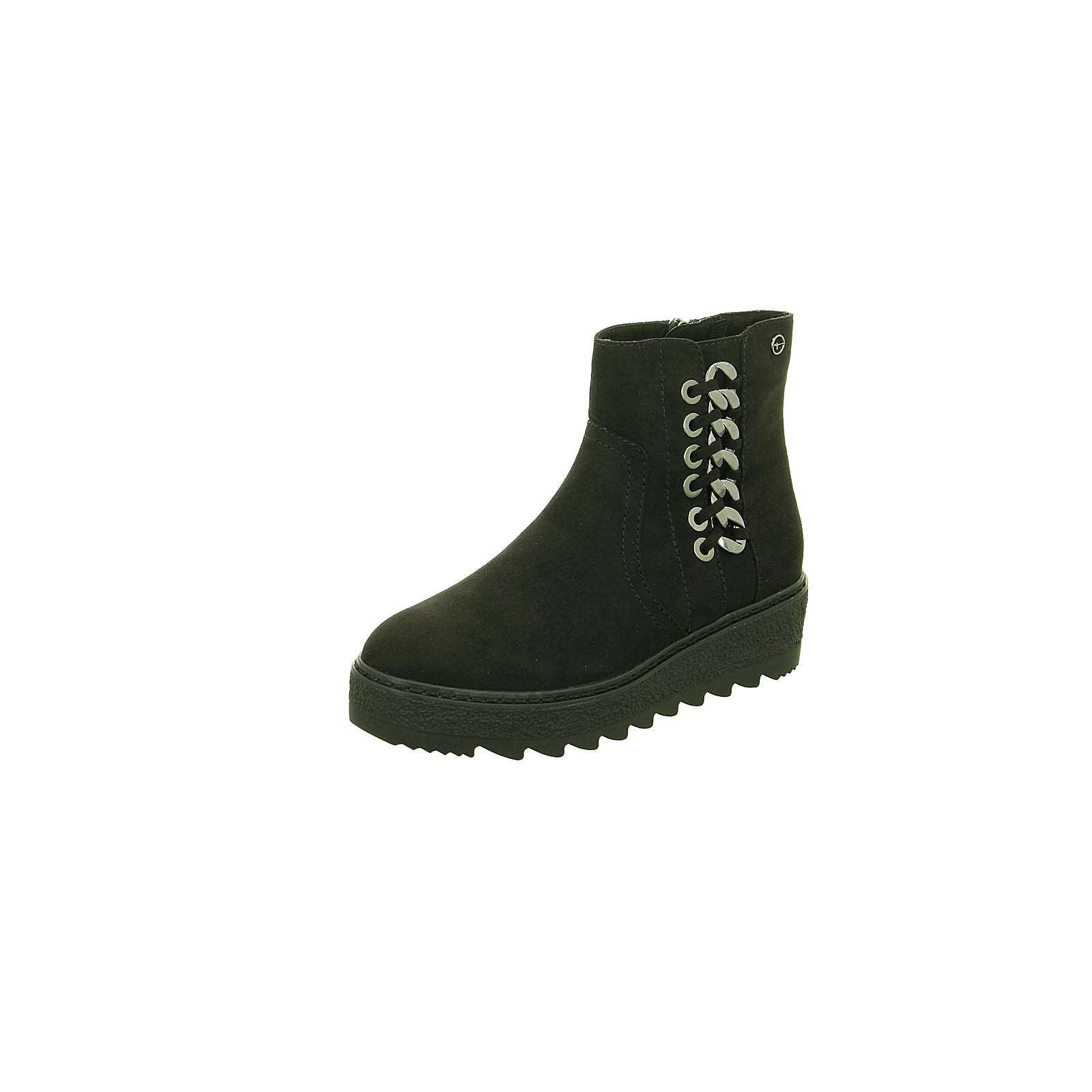 Tamaris Stiefel schwarz Klassische Stiefeletten schwarz Damen Gr. 41