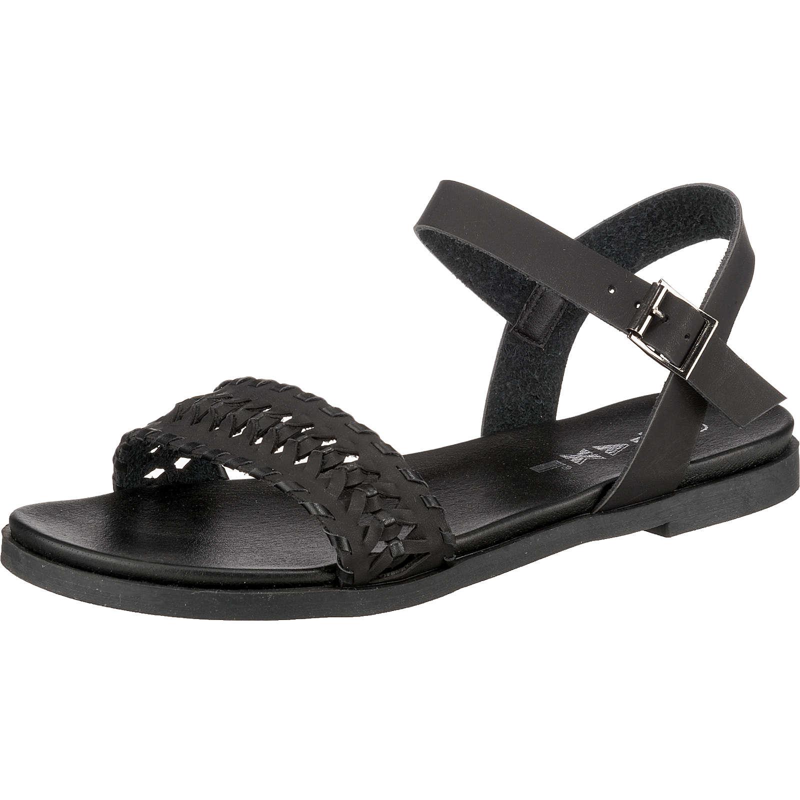 Taxi Shoes Klassische Sandalen schwarz Damen Gr. 36