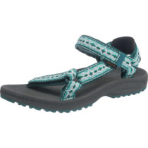 Teva Winsted Outdoorsandalen türkis-kombi Damen Gr. 37