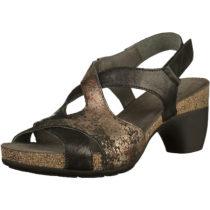 Think! Klassische Sandaletten schwarz Damen Gr. 39
