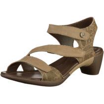 Think! Komfort-Sandalen beige Damen Gr. 38