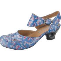 Tiggers® Anja 8c Klassische Sandaletten blau Damen Gr. 36