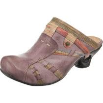 Tiggers® Anja Clogs violett Damen Gr. 36