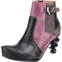 Tiggers® Drea 15c Ankle Boots schwarz-kombi Damen Gr. 36