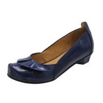 Tiggers® Komfort-Pumps Lara blau Damen Gr. 35