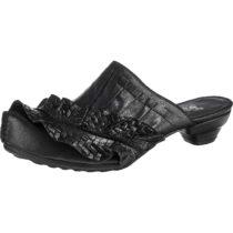 Tiggers® Lore 03 cm Clogs schwarz Damen Gr. 39