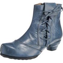 Tiggers® Lore 07a Klassische Stiefeletten blau Damen Gr. 36