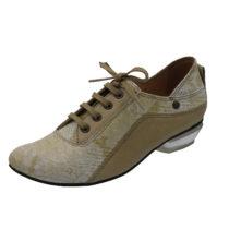 Tiggers® Schnürschuhe beige Damen Gr. 37