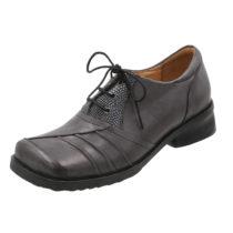 Tiggers® Schnürschuhe Liese grau Damen Gr. 40
