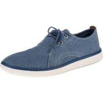 Timberland Gateway Pier Sneakers Low dunkelblau Herren Gr. 44