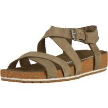 Timberland Klassische Sandaletten grün Damen Gr. 38
