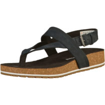 Timberland Klassische Sandaletten schwarz Damen Gr. 37,5