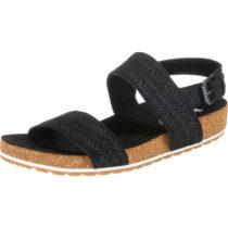 Timberland Malibu Waves 2 Klassische Sandalen schwarz Damen Gr. 36