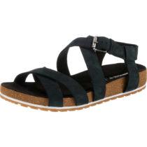 Timberland Malibu Waves Klassische Sandalen schwarz Damen Gr. 40