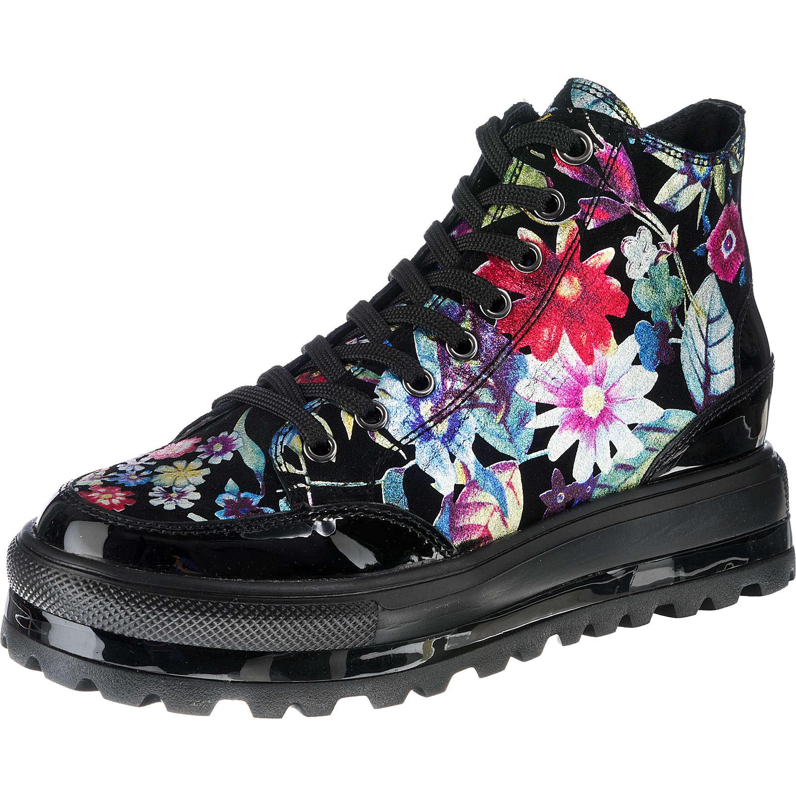Tizian Sneakers High bunt Damen Gr. 41