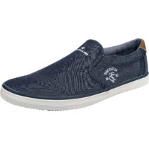 TOM TAILOR Klassische Slipper blau Herren Gr. 44