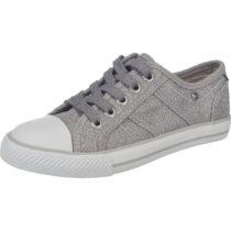 TOM TAILOR Sneakers für Mädchen silber Mädchen Gr. 31