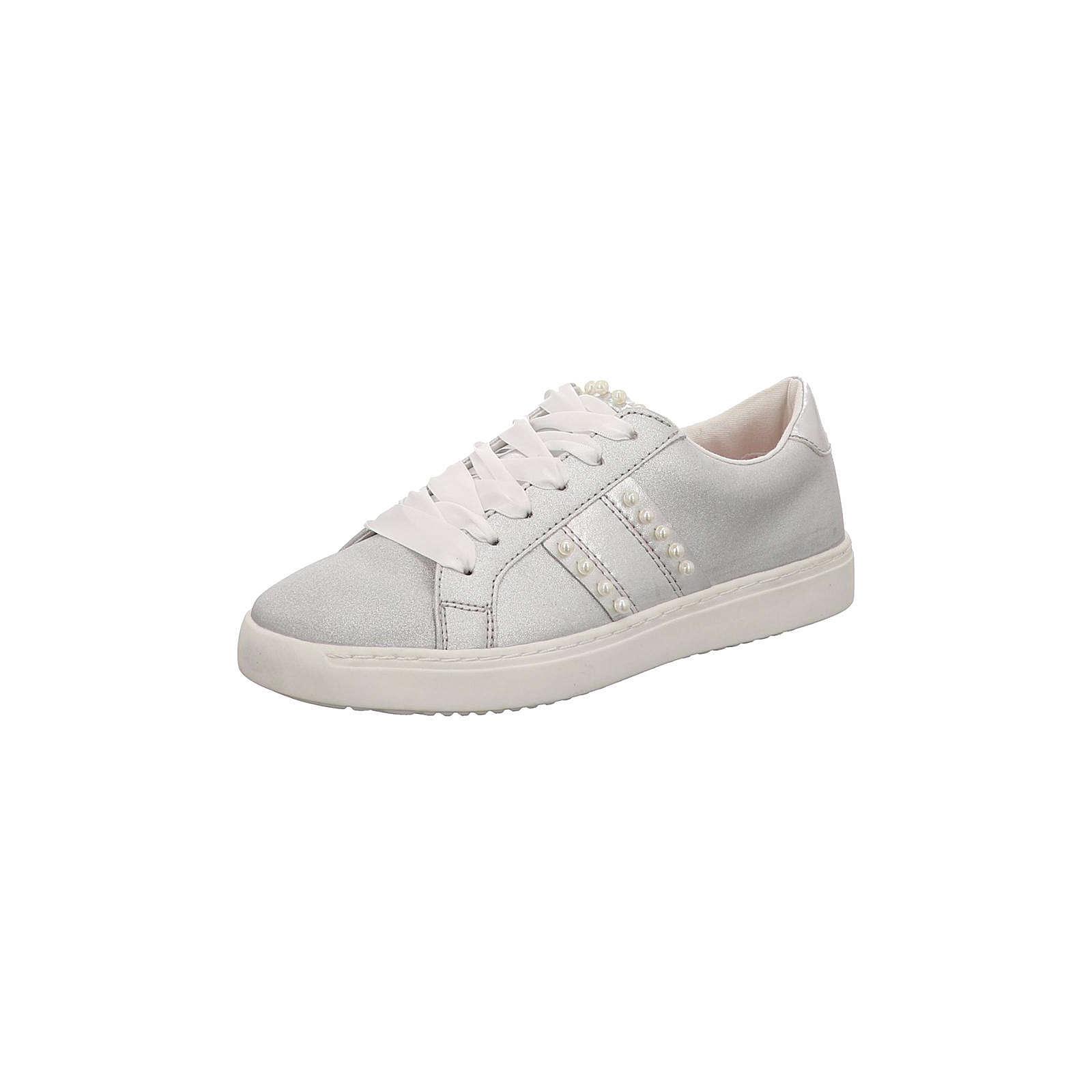 TOM TAILOR Sneakers Low hellgrau Damen Gr. 36
