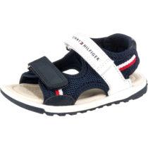 TOMMY HILFIGER Baby Sandalen für Jungen blau Junge Gr. 28