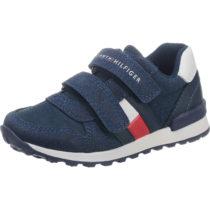 TOMMY HILFIGER Baby Sneakers Low für Jungen blau Junge Gr. 21