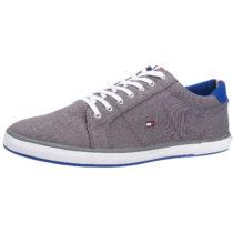 TOMMY HILFIGER Harlow Sneakers Low grau Herren Gr. 43