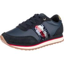 TOMMY HILFIGER Sneakers Low blau Damen Gr. 40