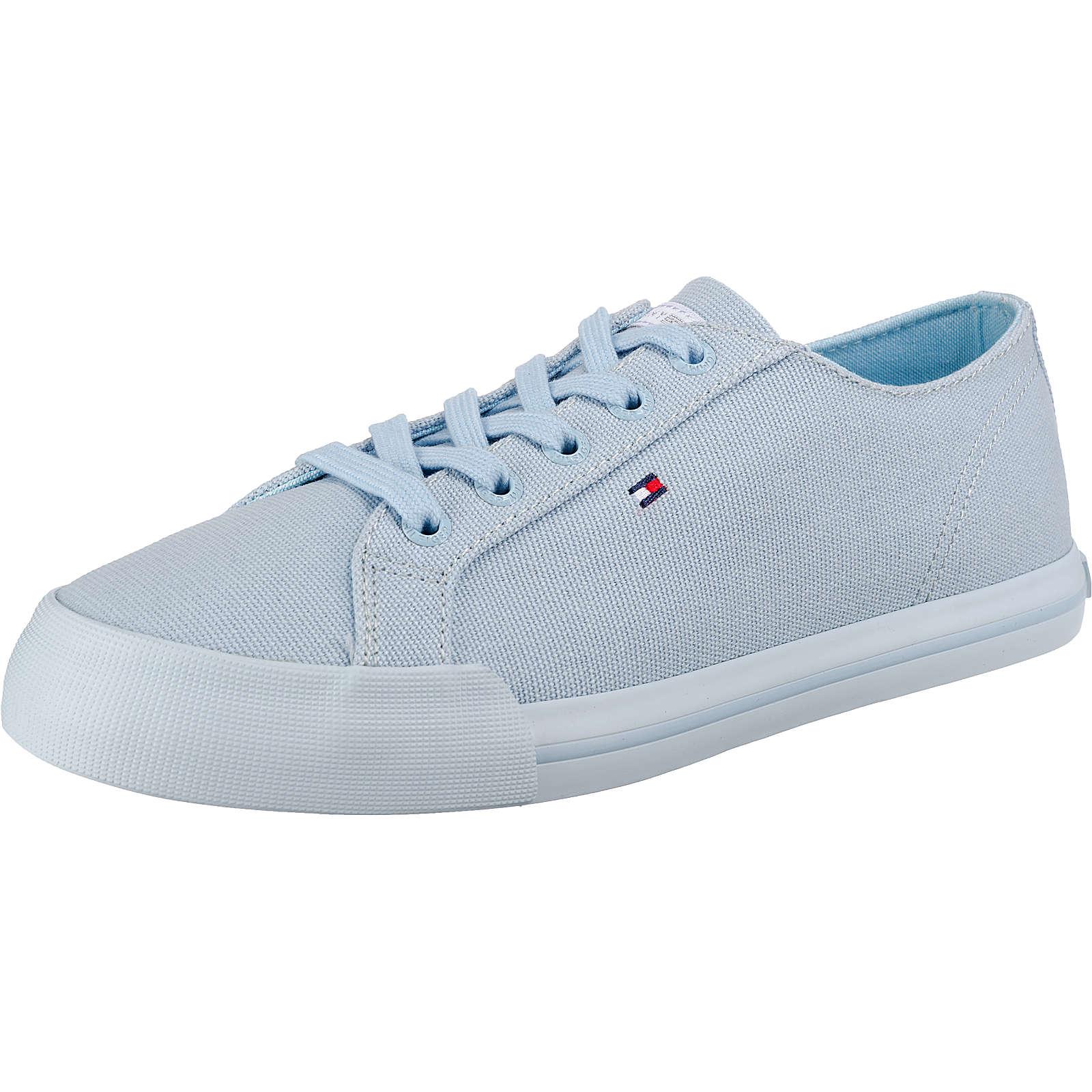 TOMMY HILFIGER Sneakers Low blau Damen Gr. 36