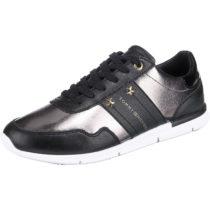 TOMMY HILFIGER Sneakers Low schwarz Damen Gr. 36