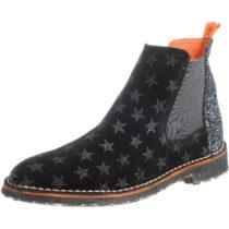Toni Pons Chelsea Boots braun-kombi Damen Gr. 37