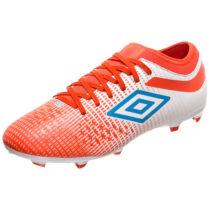 Umbro Velocita IV Club FG Fußballschuh Herren weiß Herren Gr. 44