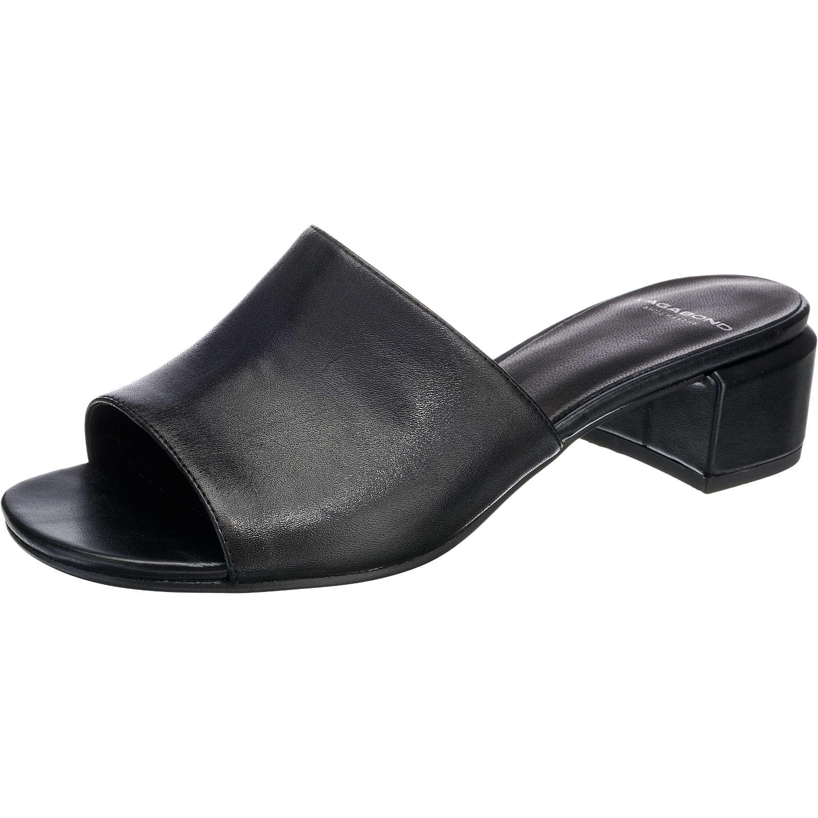 VAGABOND Aisha Klassische Sandaletten schwarz Damen Gr. 37