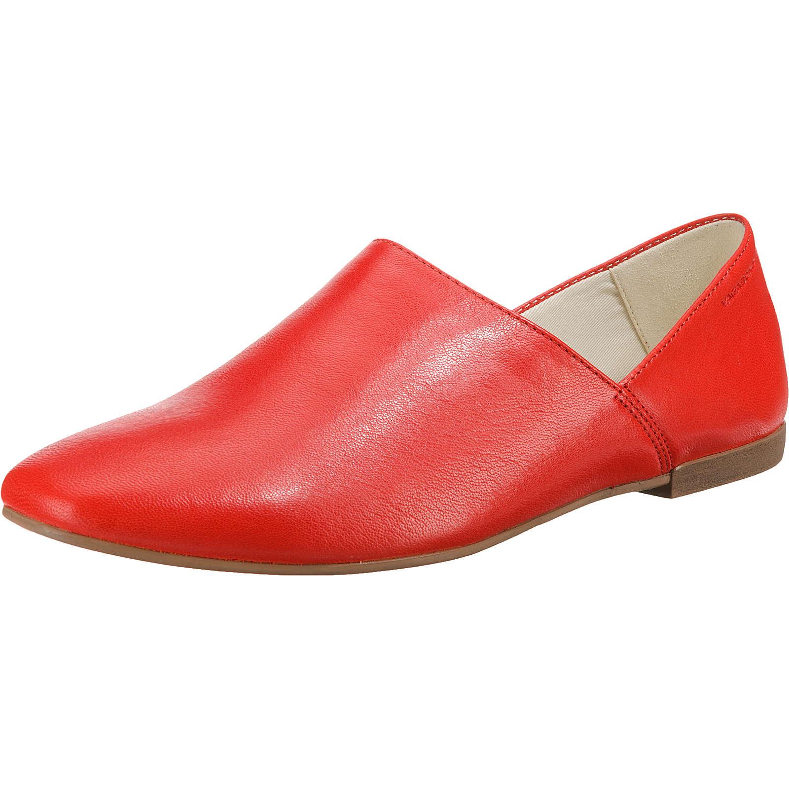 VAGABOND Ayden Klassische Slipper rot Damen Gr. 37