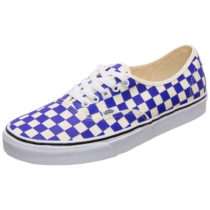 VANS Authentic Sneaker blau/weiß Gr. 43