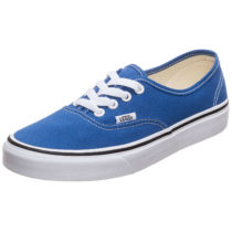VANS Authentic Sneaker Damen blau/weiß Damen Gr. 34