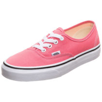 VANS Authentic Sneaker Damen koralle Damen Gr. 36,5