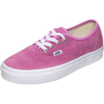 Vans Authentic Suede Sneaker Damen lila-kombi Damen Gr. 36